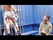 Sean Stripping For Ben