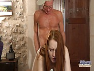 Denisa Heaven And Tina Blade - 4Some In Mallorca