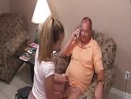 Daughter Sucks Cock Of Not Her Dad