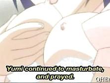 Gorgeous Hentai Nurse Masturbating Wet Cunt