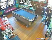Security Cam Captures An Black Dicks Blonde Chicks Couple Having