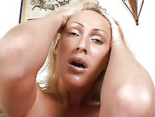 Bbc Dp For A Busty Blonde Milf