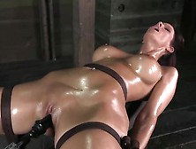 Sexually Broken - Syren De Mer Gets Fucked Into Submission
