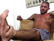 Porn Gay Man Hub Johnny Hazzard Stomps Ricky Larkin