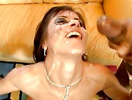 A Group Gash Goring For Wild Slut Cecilia Vega