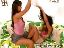 Kina Kai And Mia Smiles Asian 1 On 1