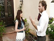 Sinful Babe Alison Rey Seduces One Handsome Religious Man