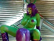 Porn Stars From Mars - Scene 1 - Starr Productions