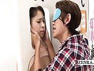 Subtitle Cmnf Enf Japanese Milf Reverse Glory Hole Game
