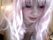 Webcam Amateur Cute Teen Strip Bate