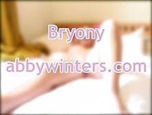 Abby Winters Bryony