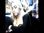 Groping Chicks On Public Transport