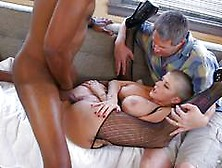 Interracial Fucking For Sexy Bad Wife Joslyn James