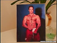 Ask Billy Herrington For A Show,  And You Shall Receive By Big Co