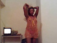 Nathalie Loulendo Black Congo Slut Strptease
