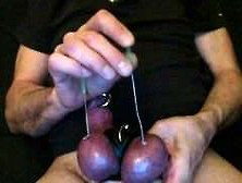 Information Balls cock fetish diy