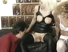 Male Slave In Rough Scat Femdom