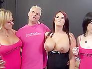 Horny Pornstars Mackenzee Pierce,  Jennifer White And Nikki Sexx
