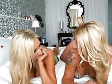 Jenny And Girlfriend Love Anal Beads(Mfc)