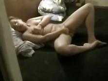 I Spied Through Window My Mom Rubbing Pussy