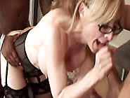 Nina Hartley Looks So Sexy When She Wears Her Stockings And Gart