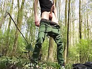 Young Teen Boy Show Big Erection In Public - Exhibitionist