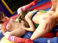 2 Sexy Porno Porno Dolls Having Rough Anal Sex