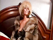 Amature Milf In Fur Sucks & Gets Fucked 2
