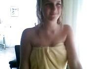 Homeclips - Webcam Dutch Girl With Banana(Hot!) 1