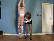 Mistress Hand Job