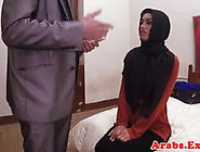 Arab Beauty Pounded Hard For Cash Video