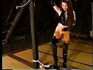 Vintage Japanese Mistress Humiliate Slave