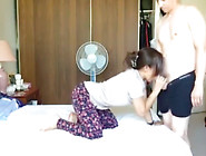 Asian Teen Girlfriend Fucked In Various Position