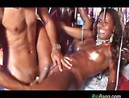 Brazilian Anal Party Orgy