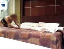 Señora Casada Con Su Amante En Un Motel Esta Señor