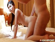 Insanely Cute Chinese Model Get Banged!