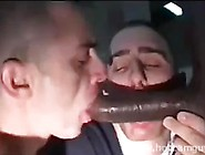 Two French Thugs Suck And Fuck Bbc
