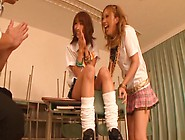 Amazing Japanese Teen Rena Konishi In A Hot Threesome