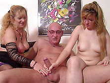 Mature Wife Allows Her Husband To Fuck Other Floozy Sluts