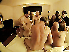 My Friends From Bbw Swinger Club On Another Group Sex Session