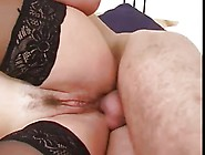 Blonde Mature Tries Fisting And Anal