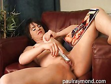 Paul Raymond Babe Lacey From Escort Magazine