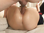 Cute And Sexy Girl Maya Butt Fucked Hard In A Missionary Positio