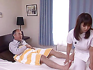 Cute Hana Nonoka Serves A Yummy Blowjob In A Reality Video