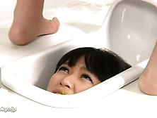 Scat Toilet For Girls