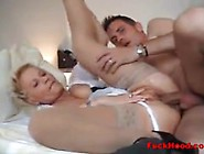 Stunning Mature Maid Fucks Lucky Guest In Hotel Room