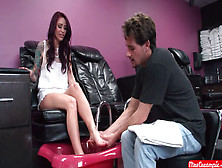 Monique Alexander Fucked And Creampied