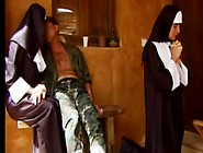 Nuns Getting Some Hard-Core Action