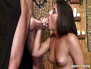 Mischa Brooks,  Johnny Sins At Babes Video By Teens Like It Big