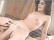 Stunning White Babe With Gorgeous Sporty Ass Rides Her Man